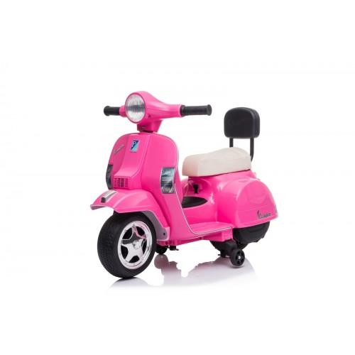 Ηλεκτροκίνητη παιδική Vespa Licensed PX150 6V σε Ροζ 13008 ΠΑΙΧΝΙΔΙΑ
