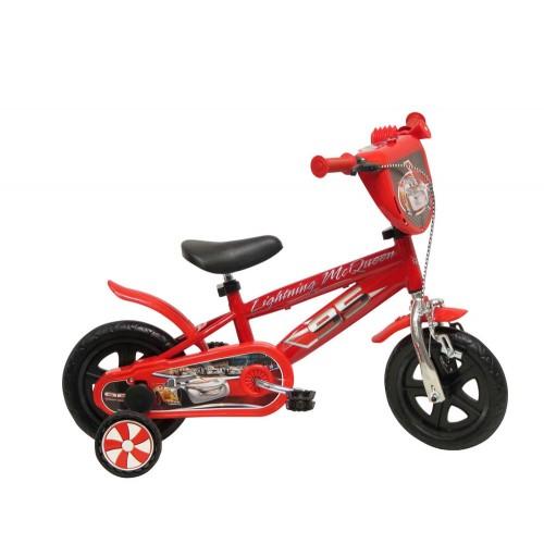 Ποδήλατο CARS 10 ίντσες σε Κόκκινο 13163-10 Ποδήλατα