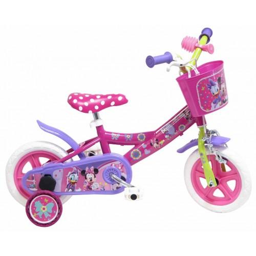 Ποδήλατο MINNIE 10 ίντσες σε Φούξια 13164-10 Ποδήλατα