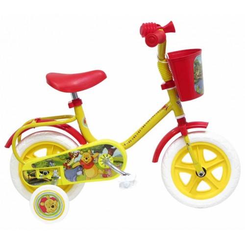 Ποδήλατο WINNIE THE POOH 10 ίντσες σε Κίτρινο 13197-10 Ποδήλατα