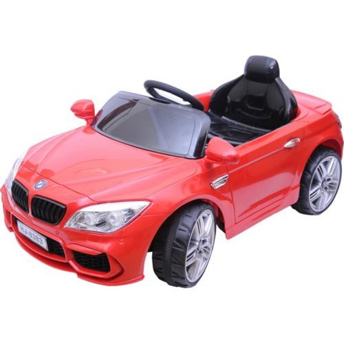Ηλεκτροκίνητο παιδικό αυτοκίνητο τύπου BMW 6V Κόκκινο 8210050AR  Ηλεκτροκίνητα αυτοκίνητα