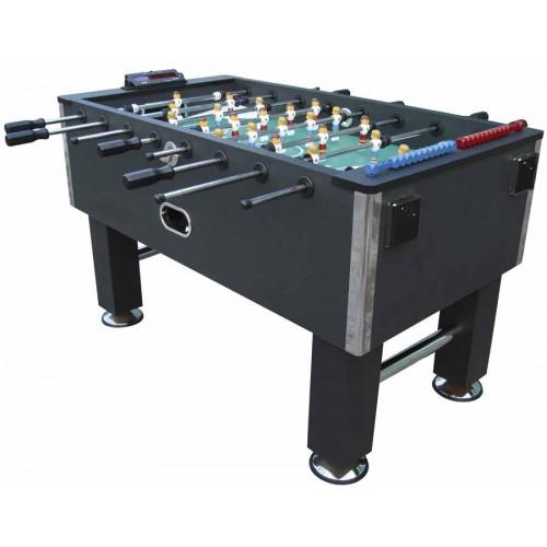 Ποδοσφαιράκι Ξύλινο επιδαπέδιο με πίνακα μέτρησης σκορ 139cm Soccer Table JX-101C ΠΟΔΟΣΦΑΙΡΑΚΙΑ