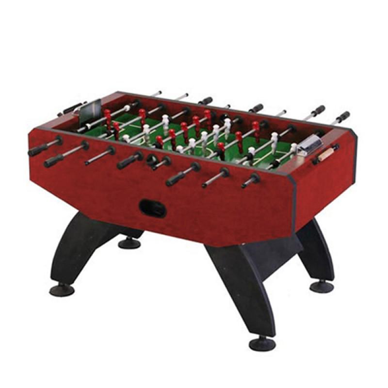 Ποδοσφαιράκι Ξύλινο επιδαπέδιο με πίνακα μέτρησης σκορ 139cm Soccer Table JX-111 ΠΟΔΟΣΦΑΙΡΑΚΙΑ