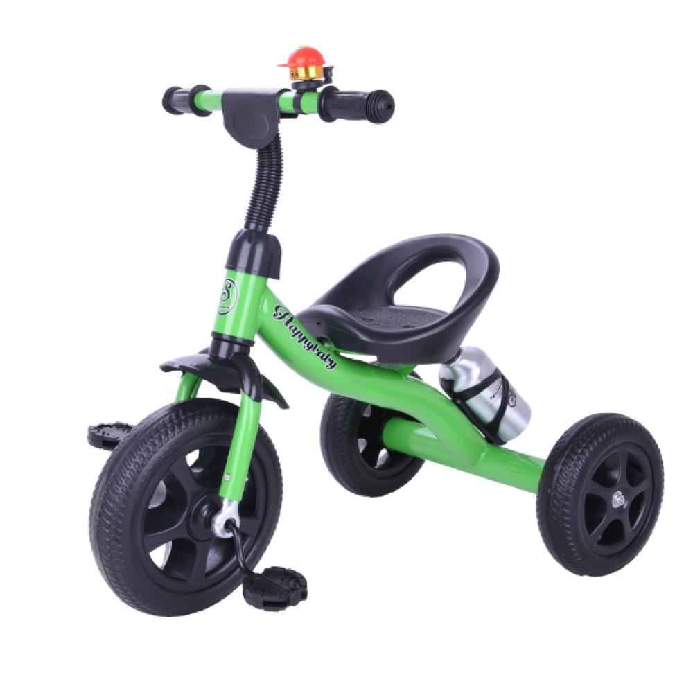 Παιδικό Τρίκυκλο Ποδήλατο σε Πράσινο χρώμα