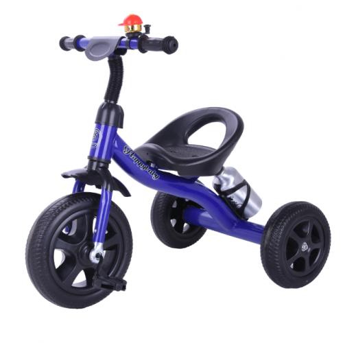 Παιδικό Τρίκυκλο Ποδήλατο FORALL σε μπλε χρώμα 30003 Ποδήλατα