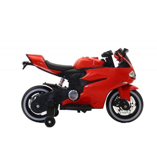 Ηλεκτροκίνητη μηχανή 1628PERFECT 6V 3930026A σε κόκκινο OEM