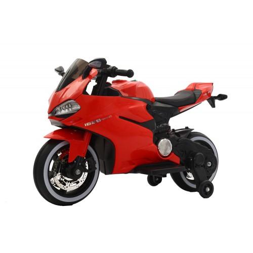 Ηλεκτροκίνητη μηχανή Τύπου Ducati 1628PERFECT 6V σε Κόκκινο Forall 3930026A ΠΑΙΧΝΙΔΙΑ