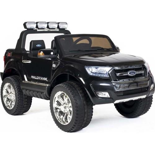 Ηλεκτροκίνητο Παιδικό Αυτοκίνητο Ford Ranger Original License 12V με R/C 4x4 Mαύρο 5247083 ΠΑΙΧΝΙΔΙΑ ΕΞΩΤΕΡΙΚΟΥ ΧΩΡΟΥ