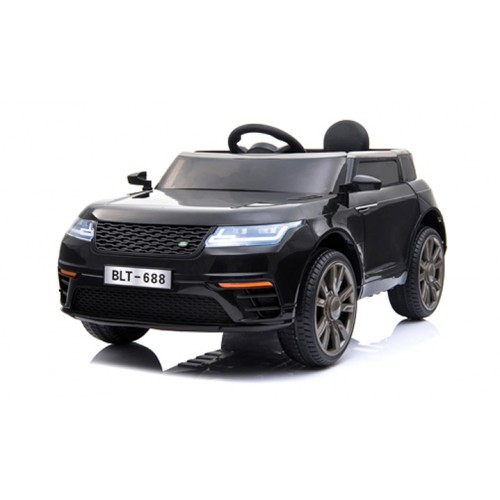 Ηλεκτροκίνητο Αυτοκίνητο Τύπου RANGE ROVER 12V με R-C Μαύρο BJ688 Ηλεκτροκίνητα αυτοκίνητα