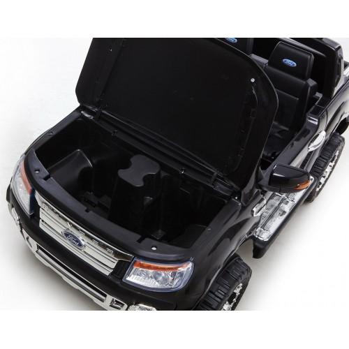 Ηλεκτροκίνητο Παιδικό Αυτοκίνητο Ford Ranger Original License 12V  R/C  Μαύρο dk-f150 Ηλεκτροκίνητα αυτοκίνητα