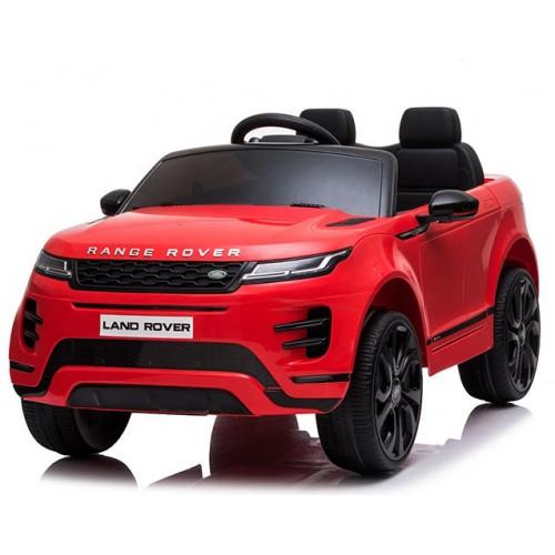 Ηλεκτροκίνητο Παιδικό Αυτοκίνητο Licensed Land Rover Evoque 12V σε κόκκινο 126459 Ηλεκτροκίνητα αυτοκίνητα