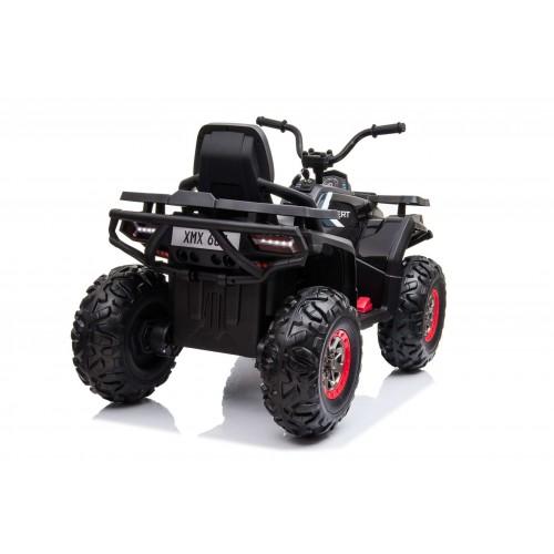 Ηλεκτροκίνητη Γουρούνα Παιδική 12V Μαυρο Forall Bj607 ΠΑΙΧΝΙΔΙΑ