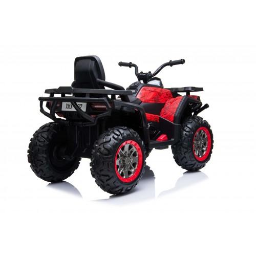 Ηλεκτροκίνητη Γουρούνα Παιδική 12V Κόκκινη Forall Bj607 ΠΑΙΧΝΙΔΙΑ