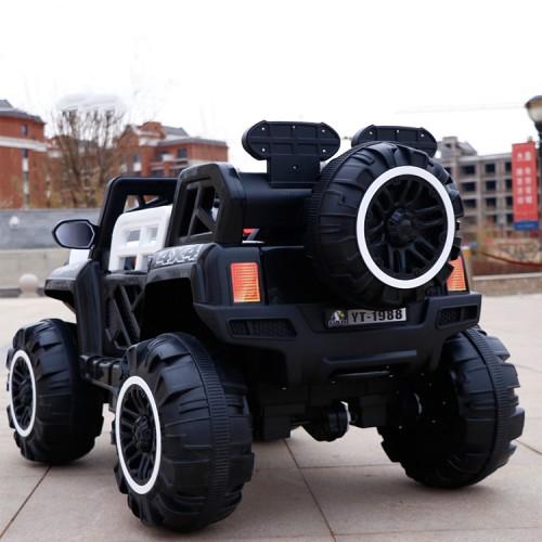 Ηλεκτροκίνητο Παιδικό Αυτοκίνητο 12V Mountain Jeep Buggy σε Λευκό 3010035 Ηλεκτροκίνητα αυτοκίνητα