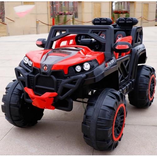 Ηλεκτροκίνητο Παιδικό Αυτοκίνητο 12V Mountain Jeep Buggy σε Κόκκινο 3010035 Ηλεκτροκίνητα αυτοκίνητα
