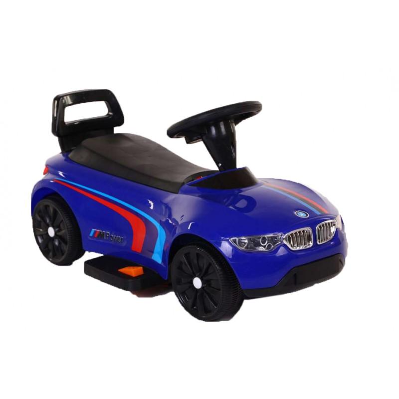 Ηλεκτροκίνητο Παιδικό Αυτοκίνητο Τύπου BMW 6V σε Μπλε Χρώμα 65231B Ηλεκτροκίνητα αυτοκίνητα