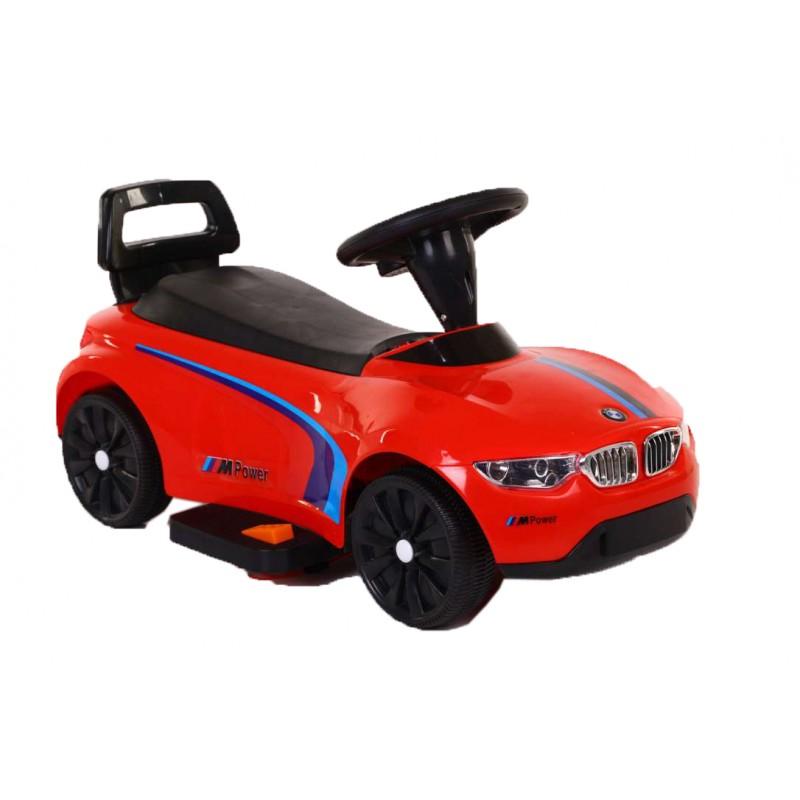 Ηλεκτροκίνητο Παιδικό Αυτοκίνητο Τύπου BMW 6V σε Κόκκινο Χρώμα 65231R Ηλεκτροκίνητα αυτοκίνητα