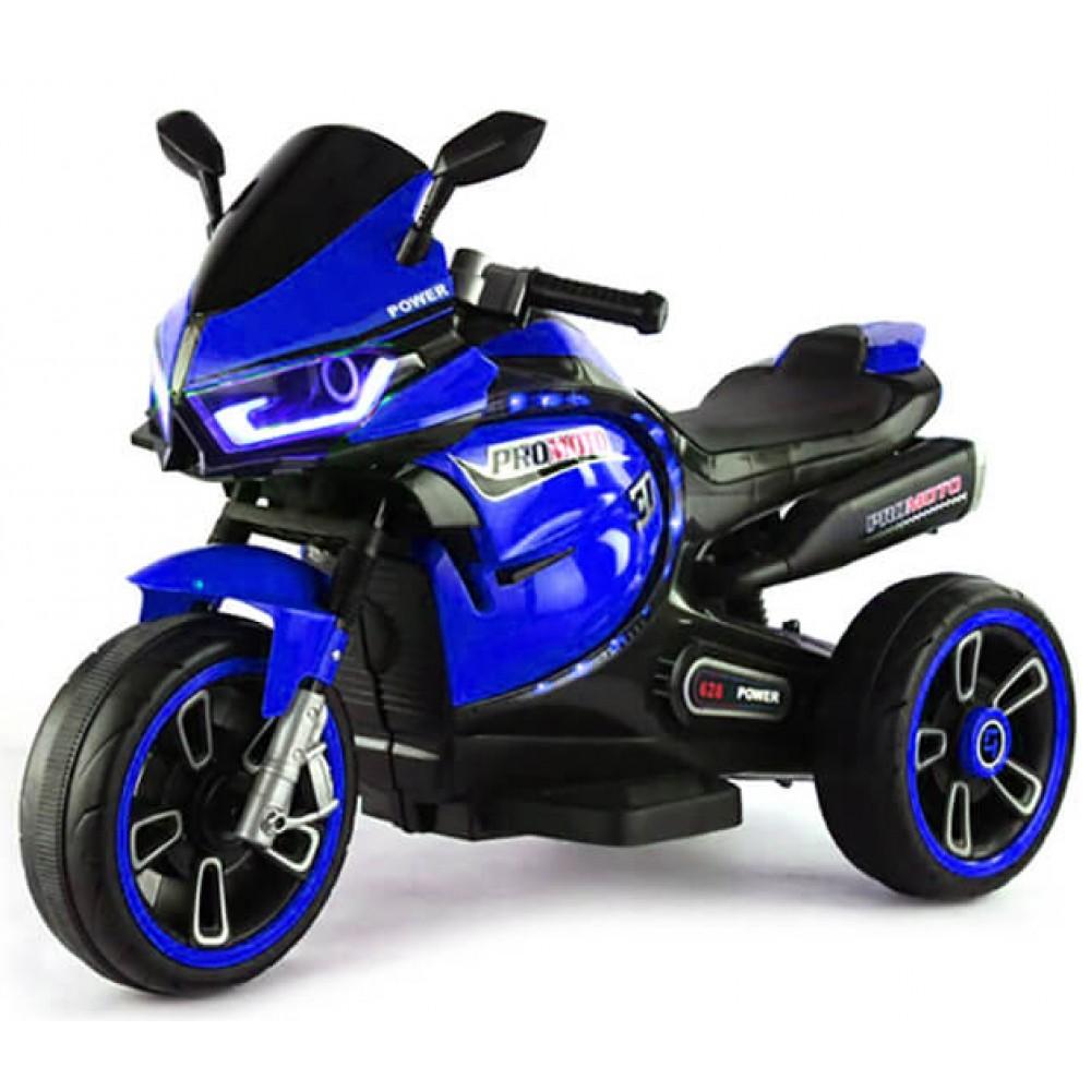Ηλεκτροκίνητη Μηχανή Power 628 6V Μπλε 3340007
