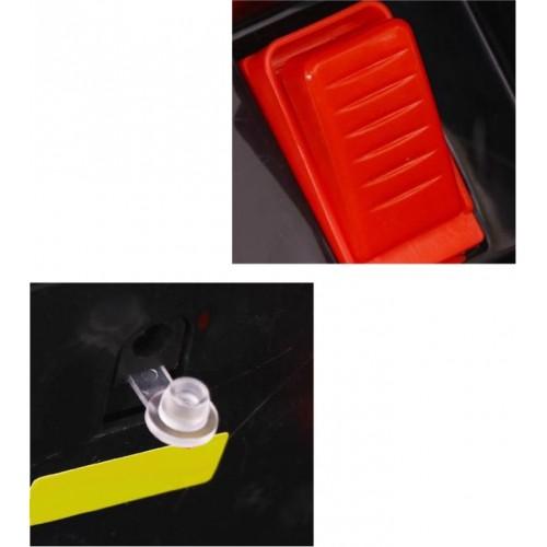 Ηλεκτροκίνητο Αυτοκίνητο 12V SUV 4x4 Jeep για Παιδιά Πράσινο 3360004-2R Ηλεκτροκίνητα αυτοκίνητα