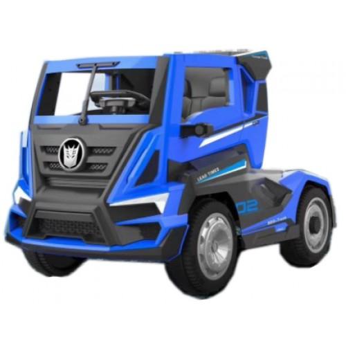 Ηλεκτροκίνητο Παιδικό Φορτηγό Τύπου Mercedes Benz 12V σε Μπλε 3400104 Ηλεκτροκίνητα αυτοκίνητα