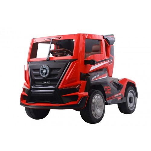 Ηλεκτροκίνητο Παιδικό Φορτηγό Τύπου Mercedes Benz 12V σε κόκκινο 3400104
