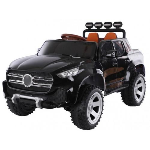 Ηλεκτροκίνητο Παιδικό αυτοκίνητο Τύπου Mercedes X - Class 4x4 12V σε Μαύρο 3420001 Ηλεκτροκίνητα αυτοκίνητα