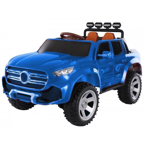 Ηλεκτροκίνητο Παιδικό αυτοκίνητο Τύπου Mercedes X - Class 4x4 12V σε Μπλε 3420001 Ηλεκτροκίνητα αυτοκίνητα