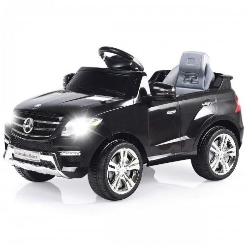 Ηλεκτροκίνητο Αυτοκίνητο Mercedes 12V Μαύρο ML350 AMG Ηλεκτροκίνητα αυτοκίνητα