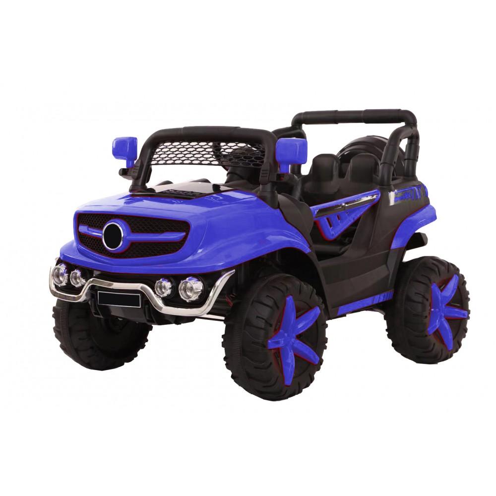 Ηλεκτροκίνητο Αυτοκίνητο 12V Τύπου Mercedes Benz ATV Unimog  για Παιδιά Μπλε 3680005-2R