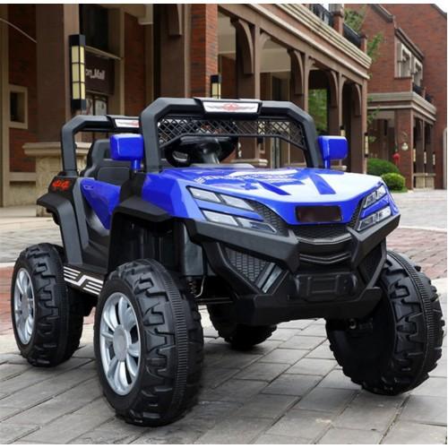 Ηλεκτροκίνητο Παιδικό Αυτοκίνητο 12V Mountain Jeep Buggy σε Μπλε 3980007 Ηλεκτροκίνητα αυτοκίνητα