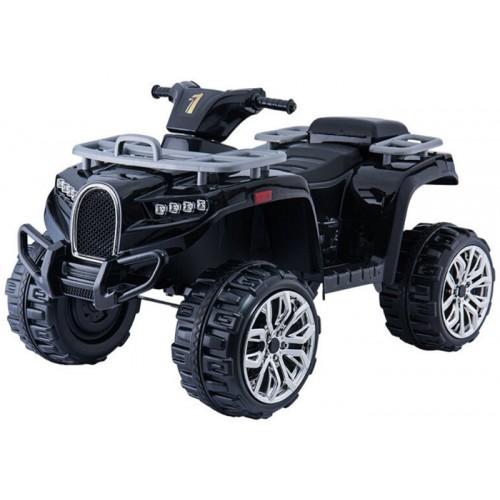 Ηλεκτροκίνητη Γουρούνα Παιδική 12V Μαύρη  ZP-5138 Ηλεκτροκίνητα αυτοκίνητα