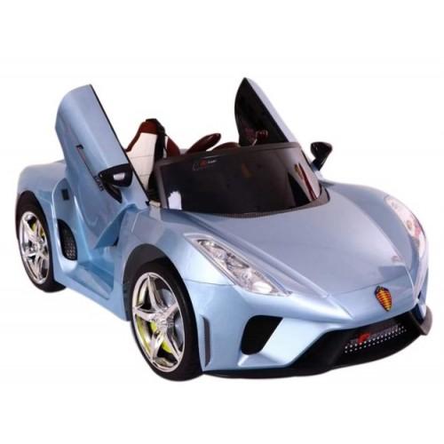 Τύπου Ferrari 12V Ηλεκτροκίνητο Παιδικό Αυτοκίνητο Μπλε HZ7588 Ηλεκτροκίνητα αυτοκίνητα