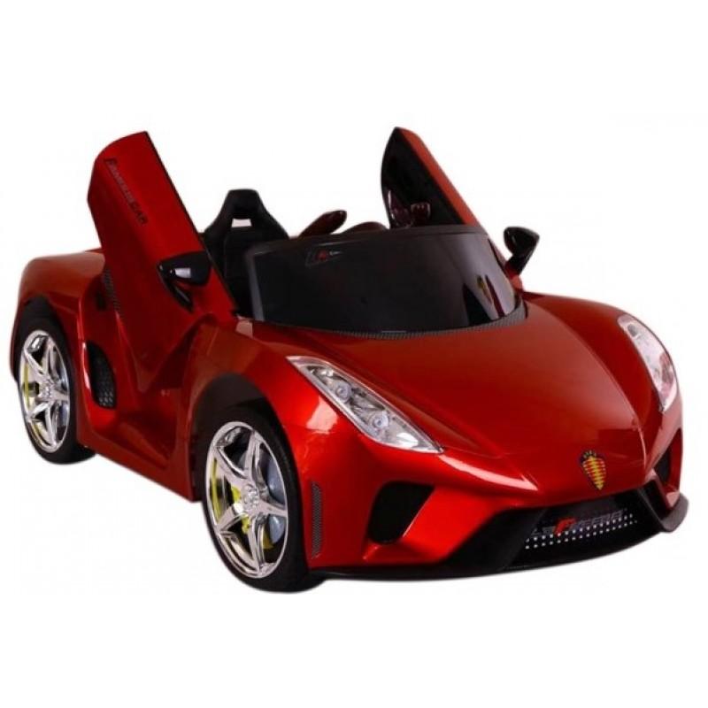 Τύπου Ferrari 12V Ηλεκτροκίνητο Παιδικό Αυτοκίνητο Κόκκινο HZ7588 Ηλεκτροκίνητα αυτοκίνητα