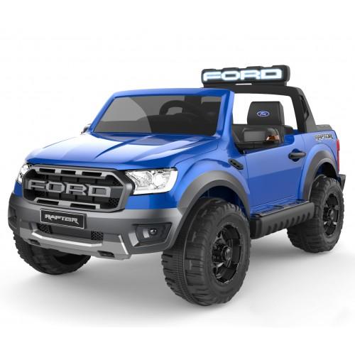 Ηλεκτροκίνητο Παιδικό Αυτοκίνητο Ford Ranger Raptor Original License 12V σε Μπλε 301025 Ηλεκτροκίνητα αυτοκίνητα