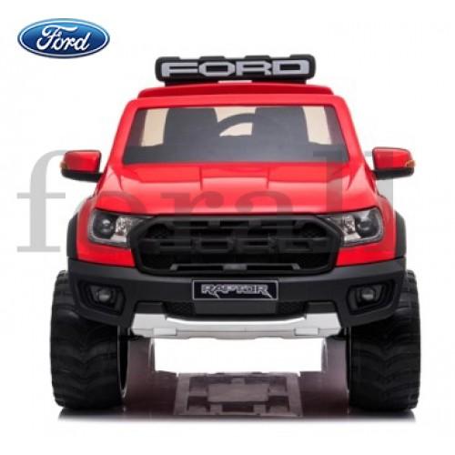 Ηλεκτροκίνητο Παιδικό Αυτοκίνητο Ford Ranger Raptor Original License 12V σε Κόκκινο 301025 Ηλεκτροκίνητα αυτοκίνητα