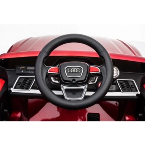 Ηλεκτροκίνητο Παιδικό Αυτοκίνητο AUDI Q5 License12V R-C Κόκκινο BJH108-3-red Ηλεκτροκίνητα αυτοκίνητα