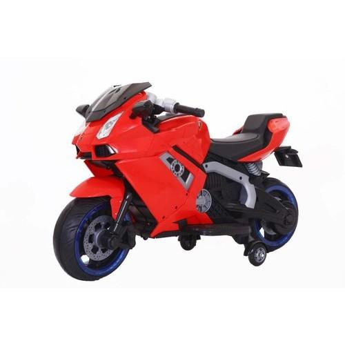 Ηλεκτροκίνητη μηχανή Τύπου Ducati 6V 3440001A σε κόκκινο Forall ΠΑΙΧΝΙΔΙΑ