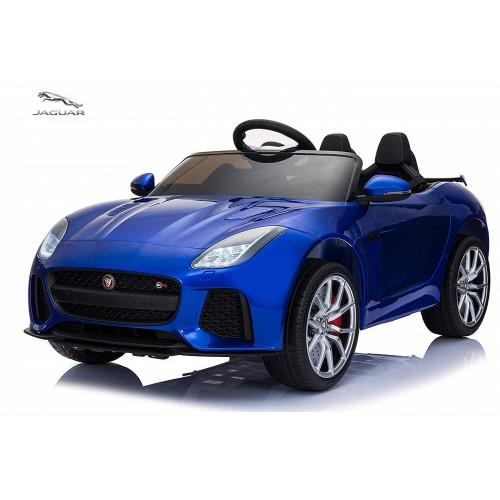 Ηλεκτροκίνητο Παιδικό Αυτοκίνητο Licensed Jaguar F-TYPE SVR 12V Μπλε 133145 Ηλεκτροκίνητα αυτοκίνητα