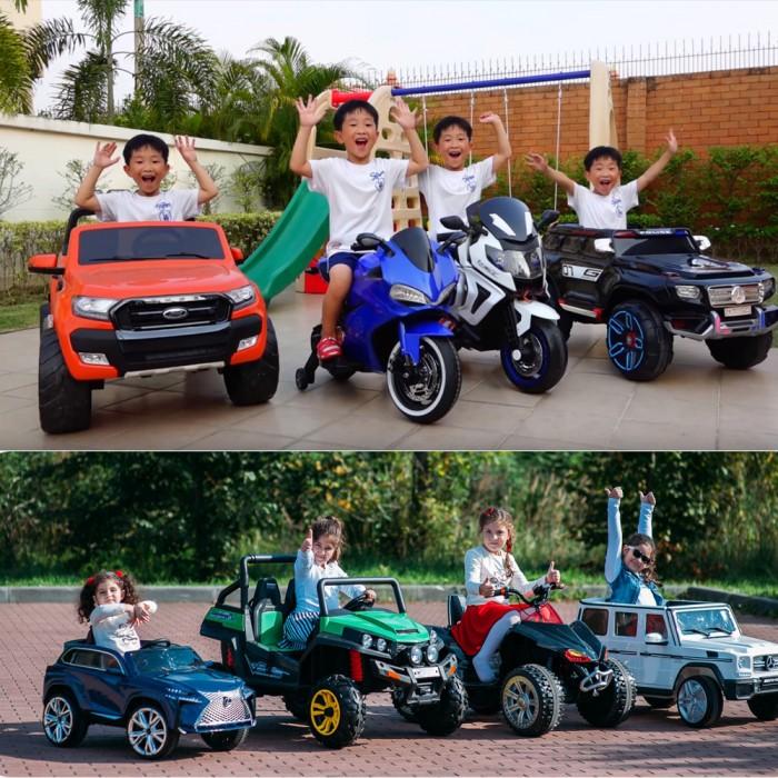 Δείτε όλα τα Παιδικά Ηλεκτροκίνητα