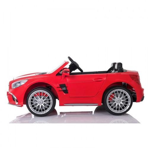 Ηλεκτροκίνητο Αυτοκίνητο Mercedes 12V Κόκκινο SLS65 AMG