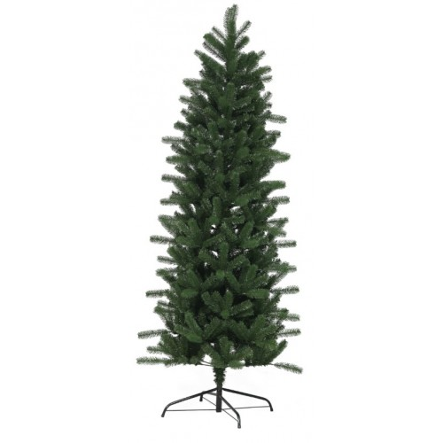 Χριστουγεννιάτικο Στενό Δέντρο Slim Provence 210cm Forall CH-TR-022-210 Χριστουγεννιάτικα Δέντρα