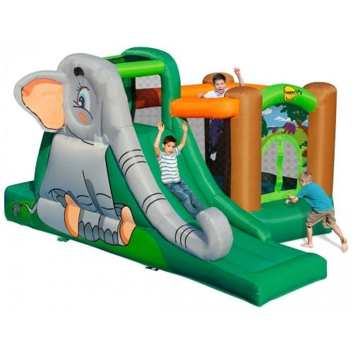 Happy Hop Φουσκωτό Τραμπολίνο Elephant's Cave 9274 ΠΑΙΧΝΙΔΙΑ ΕΞΩΤΕΡΙΚΟΥ ΧΩΡΟΥ