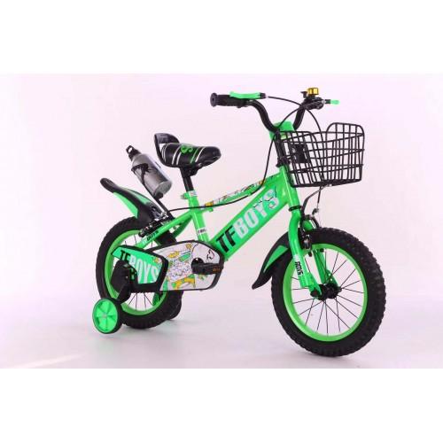 Ποδήλατο Denver 14 ίντσες TF BOYS σε Πράσινο Χρώμα 3100110 Ποδήλατα