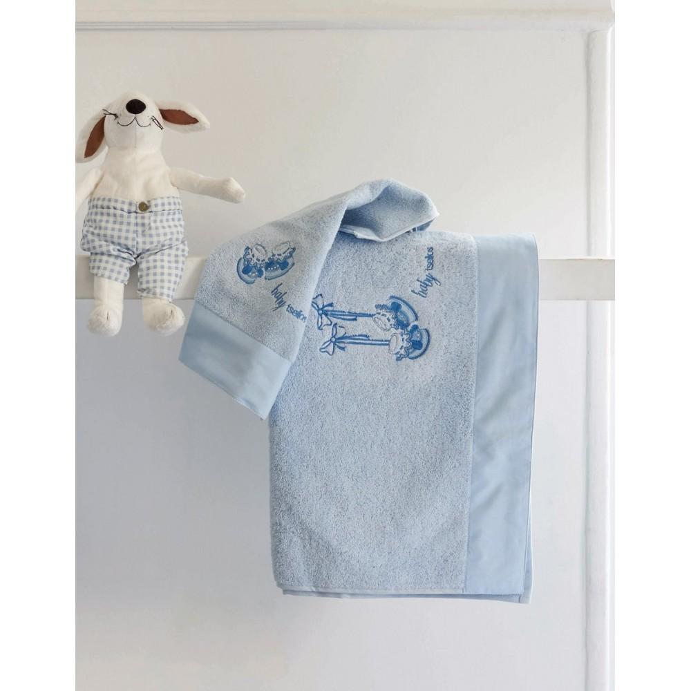Παιδικά Βρεφικά Λευκά Είδη. Βρεφικές Πετσέτες 0b5e614fce0