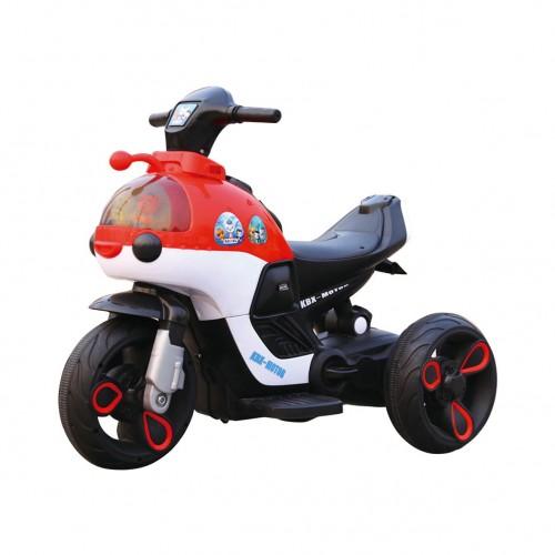 Ηλεκτροκίνητη Παιδική Μηχανή Αεροπλανάκι 6V σε κόκκινο 3010048