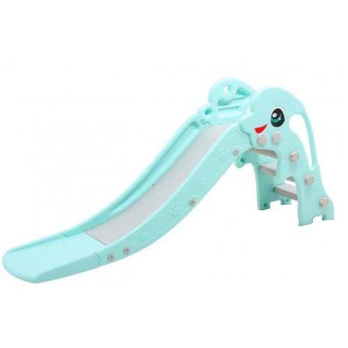Παιδική Τσουλήθρα Πλαστική Δελφίνι τιρκουαζ 10LHT01 ΠΑΙΧΝΙΔΙΑ