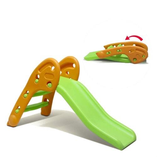 Παιδική Τσουλήθρα με αναδίπλωση Πορτοκαλί-Πράσινο Forall 6537 ΠΑΙΧΝΙΔΙΑ