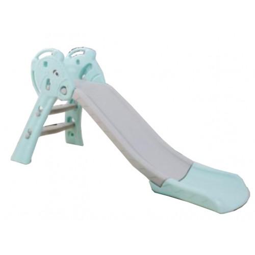 Παιδική Τσουλήθρα Πλαστική Ελαφάκι τιρκουαζ  8LHT18 ΠΑΙΧΝΙΔΙΑ