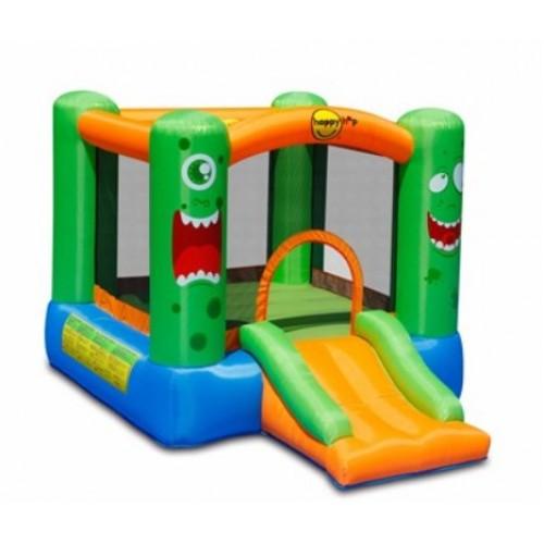 Happy Hop Φουσκωτό Τραμπολίνο Τσουλήθρα Monster Bouncer 9208 ΠΑΙΧΝΙΔΙΑ