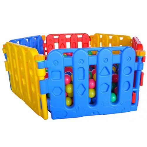 Πλαστικός Φράχτης παιχνιδιού για Παιδιά  Forall 62569 ΠΑΙΧΝΙΔΙΑ